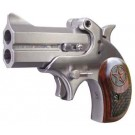 "Bond Arms Cowboy Defender 3"" Barrel FS Stainless Wood 9mm"